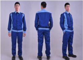 quần áo bảo hộ hàng đặt may vải pangrim 1609 và 2721