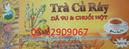 Tp. Hồ Chí Minh: Trà Củ Ráy, tốt-**-Chữa bệnh Gout, phong tê thấp, lợi tiểu tốt CL1702333