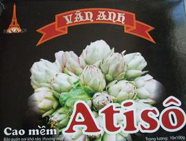 Cao ATISO Đà Lạt -Thanh nhiệt, giảm cholesterol và làm mát gan -hiệu quả
