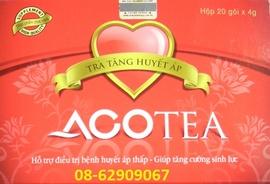 Trà ACOTEA, tốt nhất-=**= cho người huyết áp thấp, ổn định huyết áp tốt