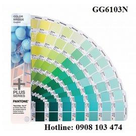 Pantone GG6103N Gồm 1849 màu thay thế cho GG6103