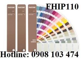 Pantone FHIP110 Gồm 2310 màu Thay thế cho các phiên bản cũ FHIP100, FGP200 (TPX)