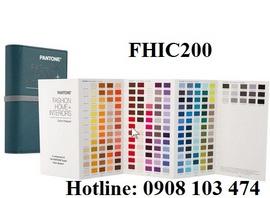 Pantone Passport FHIC200 Gồm 2310 màu cập nhật thêm 210 màu mới so với phiên bản