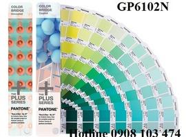 Pantone Plus Color Bridge Coated & Uncoated GP6102N Gồm 1845 màu