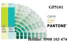 Pantone Plus CMYK Coated & Uncoated Set GP5101 Gồm 2868 màu