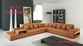 Bọc ghế sofa hiện đại ghế simili cao cấp quận 7