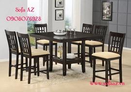 May nệm ngồi ghế ăn Thay da ghế bàn ăn tại Gò Vấp