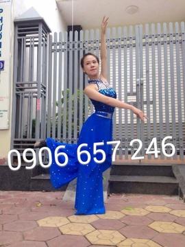 Cho thuê váy múa giá rẻ