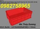 Tp. Hải Phòng: sóng cá giá rẻ, sóng nhựa hs002, thùng nhựa rỗng, khay nhựa đan, thùng đựng linh kiệ CL1702617