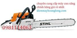 chuyên cung cấp máy cưa xăng Stihl 381