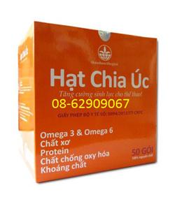 Hạt Chia ÚC-=-Sản phẩm cho người ốm, các vận động viên, người ăn chay - tốt