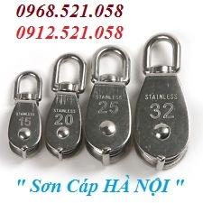 Pu Li Inox 304 các cỡ bán hà nội 0912.521.058 bán cáp Inox 304 phi 3 rẻ