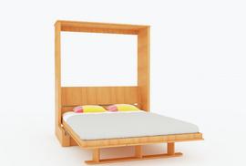 giường gỗ giá rẻ tại khu vực cầu giấy- đống đa