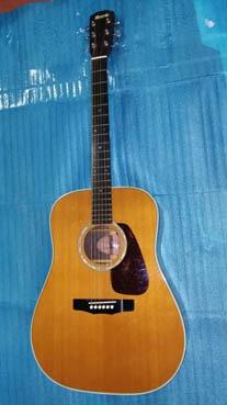Bán guitar Nhật hiệu Morris M 60