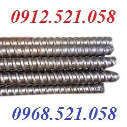 0913.521.058 Kim Khí Thanh Sơn Ty ren vuông dùng trong cốt pha giá rẻ tại Hà Nộ
