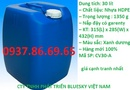 Thái Nguyên: Can nhựa, can nhựa đựng hóa chất, can 20lit giá rẻ, can nhựa cũ 20l, can nhựa 30lit CL1702746