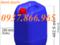 [2] Can nhựa, can nhựa đựng hóa chất, can 20lit giá rẻ, can nhựa cũ 20l, can nhựa 30lit