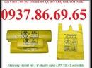 Lạng Sơn: túi rác nguy hại màu vàng, thùng rác đạp chân 15l, hộp sắc nhọn 6lit CL1702185
