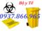 [1] túi rác nguy hại màu vàng, thùng rác đạp chân 15l, hộp sắc nhọn 6lit