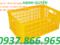[2] rổ nhựa đan hs0199, thùng nhựa rỗng hs004, sọt nhựa đan hs022