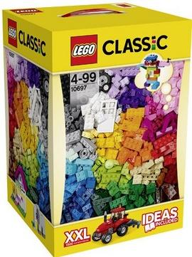 Lego classic 10697