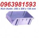 Tp. Hải Phòng: khay nhua vat, khay dung linh kien, thung nhua gia re, thung nhua dac, thung nhua a4 CL1703048
