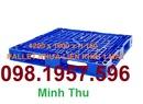 Tp. Hà Nội: pallet lot san gia re, pallet ke hang gia re, pallet nhua cong nghiep, pallet nhua CL1703025
