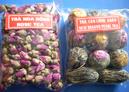 Tp. Hồ Chí Minh: Trà Hoa Hồng, Đà Lạt= Sản phẩm cho Đẹp da, giảm stress, tuần hoàn máu tốt CL1702851