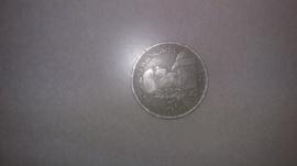 Bán đồng tiền 1 piastre năm1947