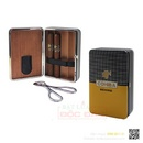 Tp. Hà Nội: Giá set phụ kiện xì gà: hộp đựng xì gà, kéo cắt xì gà H520? CL1702874