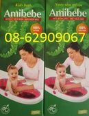 Tp. Hồ Chí Minh: Nước tắm Hiệu AMIBEBE-giúp em bé Hết rôm sảy, ăn tốt ngủ tốt- giá rẻ CL1702916