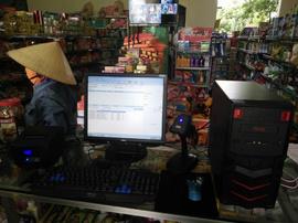 Phần mềm bán hàng quản lý thu chi dành cho tạp hóa tại Bạc Liêu