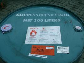 Hóa chất Dung môi Solvesso 150
