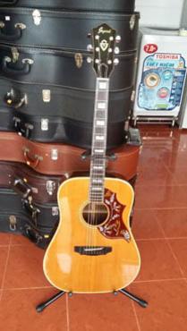 Bán guitar Nhật Jagard JL 40N