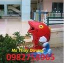Tp. Hà Nội: thung rac, thung rac hinh thu, thung rac con vat, thung rac truong hoc gia re, CL1703156