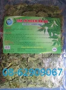 Bán Sản phẩm Trà Lá NEEM Ấn Độ-chữa nhức mỏi, tiểu đường ,tiêu viêm