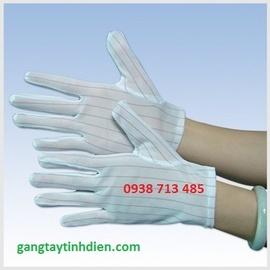 Găng tay chống tĩnh điện-VN, chất lượng, cung cấp găng tay các loại giá rẻ!