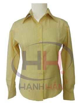 HẠNH HÂN may đồng phục sơ mi thời trang, công sở giá rẻ