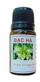 Tp. Hồ Chí Minh: Tinh dầu BẠC HÀ-*-Làm giảm đau, Giải độc, kháng khuẩn, chông dị ứng tốt CL1703096