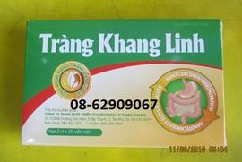 Tràng Khang Linh- Chữa bệnh Đại Tràng, Tá tràng, cải thiện tiêu hoá
