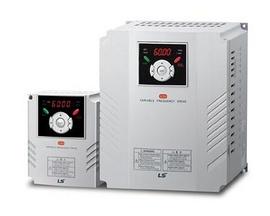 Biến tần LS iG5a 2. 2kW điều chỉnh tốc độ di chuyển cầu trục