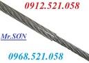 Tp. Hà Nội: Bán dây cáp Inox 304 bọc nhựa 6 mm Hà Nội 0968. 521. 058 tăng đơ cầu thang CL1703281