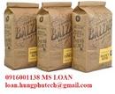 Bình Thuận: chuyên cung cấp túi giấy kraft cáng bạc, 250g, 500g, . giá rẻ tphcm 0916001138 CL1703452
