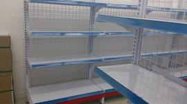 kệ đựng hàng hóa trong siêu thị sản xuất tại sài gòn
