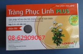 Tràng KHang Linh, Chất lượng tốt= Chữa viên Đại tràng cấp và mãn tính
