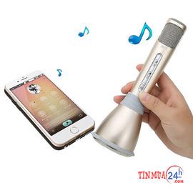 Loa kèm mic - loa 3 trong 1 kết nối Bluetooth