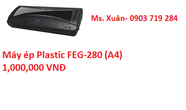 Máy ép plastic FEG, máy ép plastic giá rẻ!!