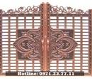 Tp. Hà Nội: Mẫu Cổng Nhôm Đúc Cho Sân Vườn Độc Đáo CL1703393