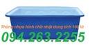 Tp. Hà Nội: thung nhua tron, thung nhua 500lit, thung nhua to, thung nhua vuong, thung nhua 1000 CL1703379