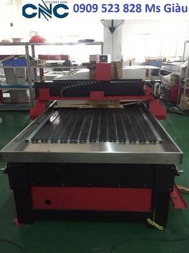 Máy CNC 1 đầu cắt vách ngăn, máy CNC 1 đầu làm quảng cáo, cắt gỗ, mica, alu,